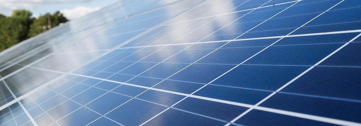 Voraussetzungen für eine Solaranlage