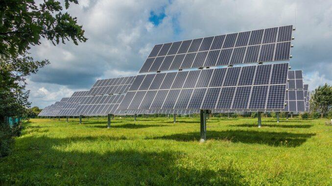 Das erneuerbare Energien Gesetz