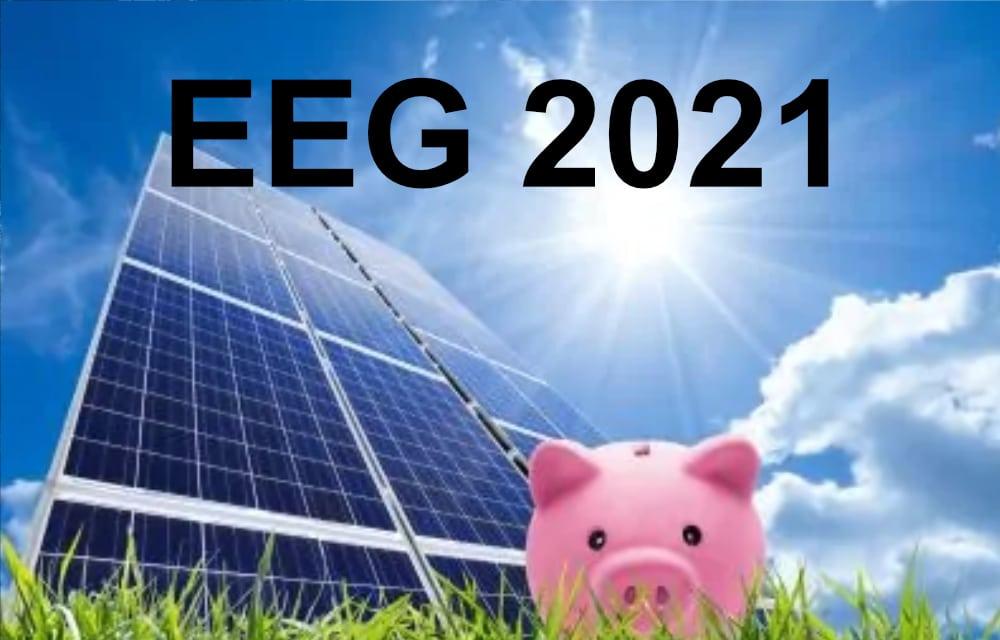 EEG Solarförderung