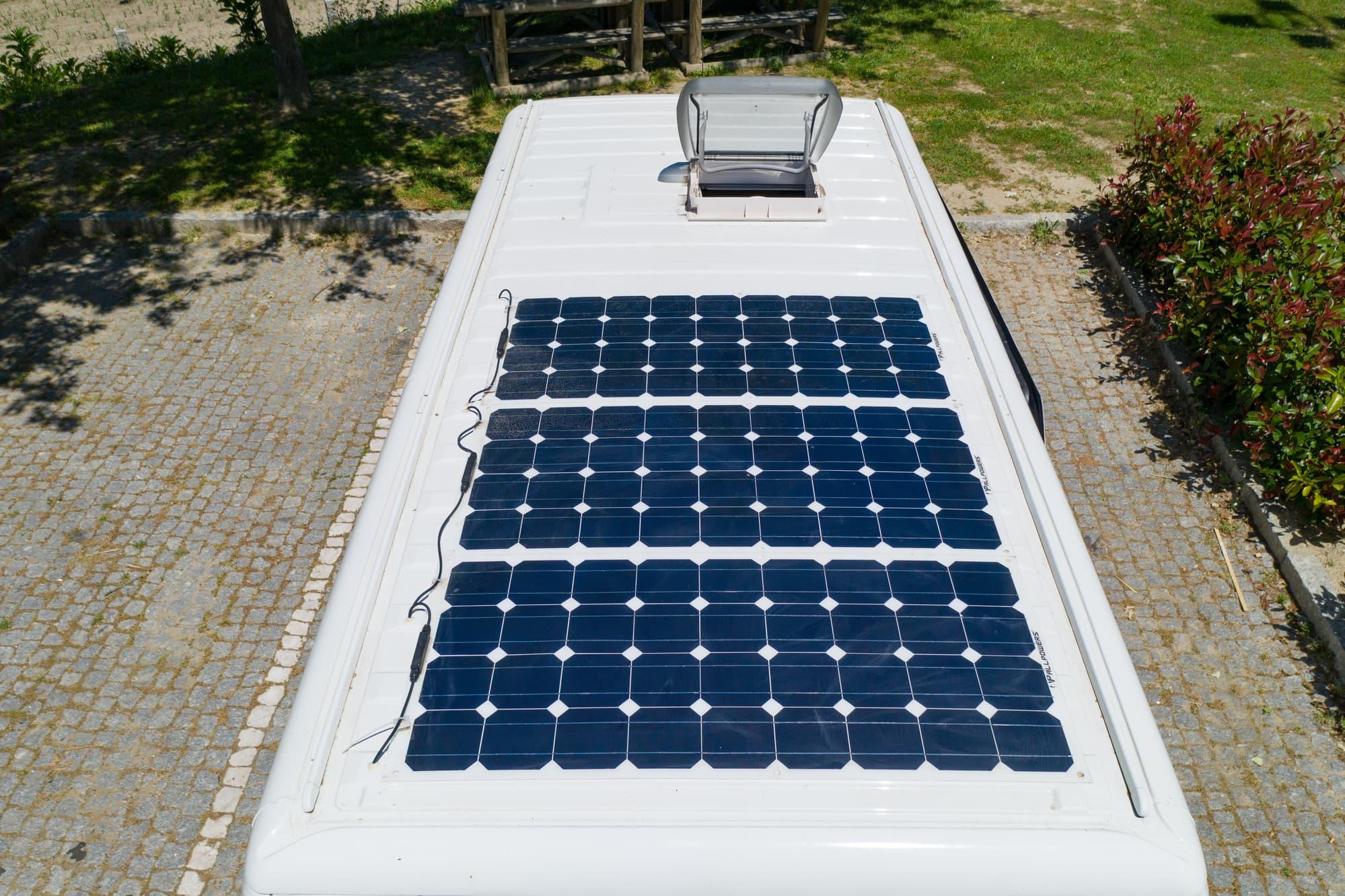 Solardach Wohnmobil / Camper
